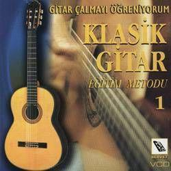 Klasik Gitar Öğreniyorum VCD-1