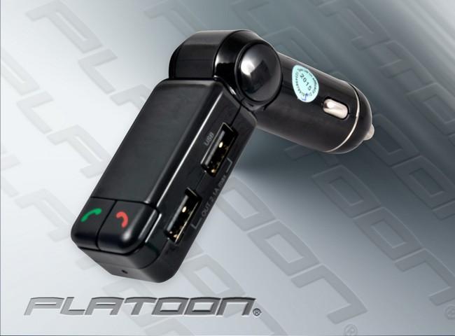 PL-9240 1.8 TFT BLUETOOTH FM TRANSMITTER SD/USB