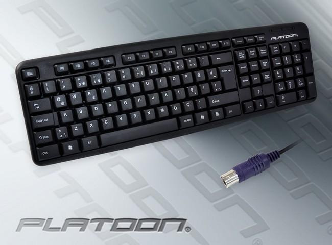 PL-072 PS2 STANDARD KLAVYE