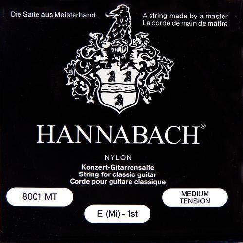 Hannabach 800MT Medium Klasik Gitar Teli