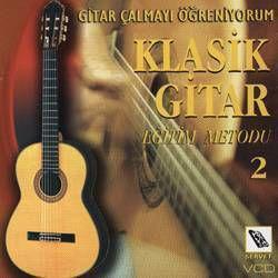 Klasik Gitar Öğreniyorum VCD-2