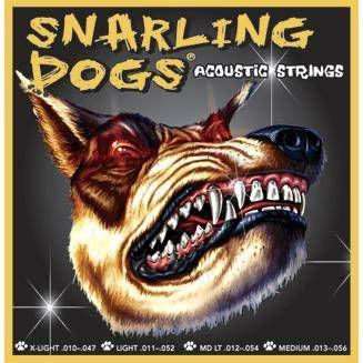SNARLING DOGS AKUSTİK GİTAR TELİ SPD10