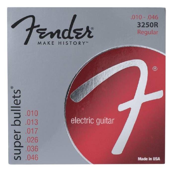 Fender 3250R Elektro Gitar Teli  1046 BULLET END