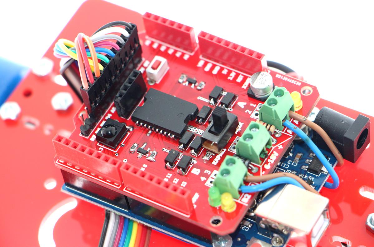 GPRS Shield V30 - Shield for Arduino - Seeed Studio