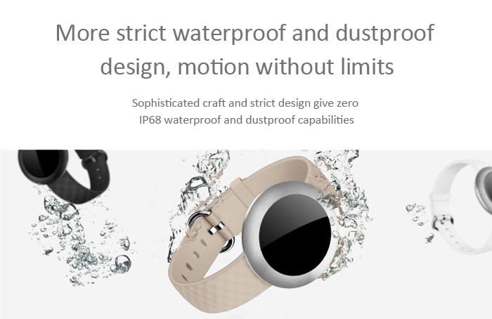 Orijinal Huawei onur sıfır Bluetooth 4.1 Akıllı Watch Çağrı SMS Adımsayar