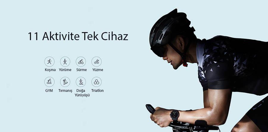 Xiaomi Amazfit Pace 2 Sports Smartwatch