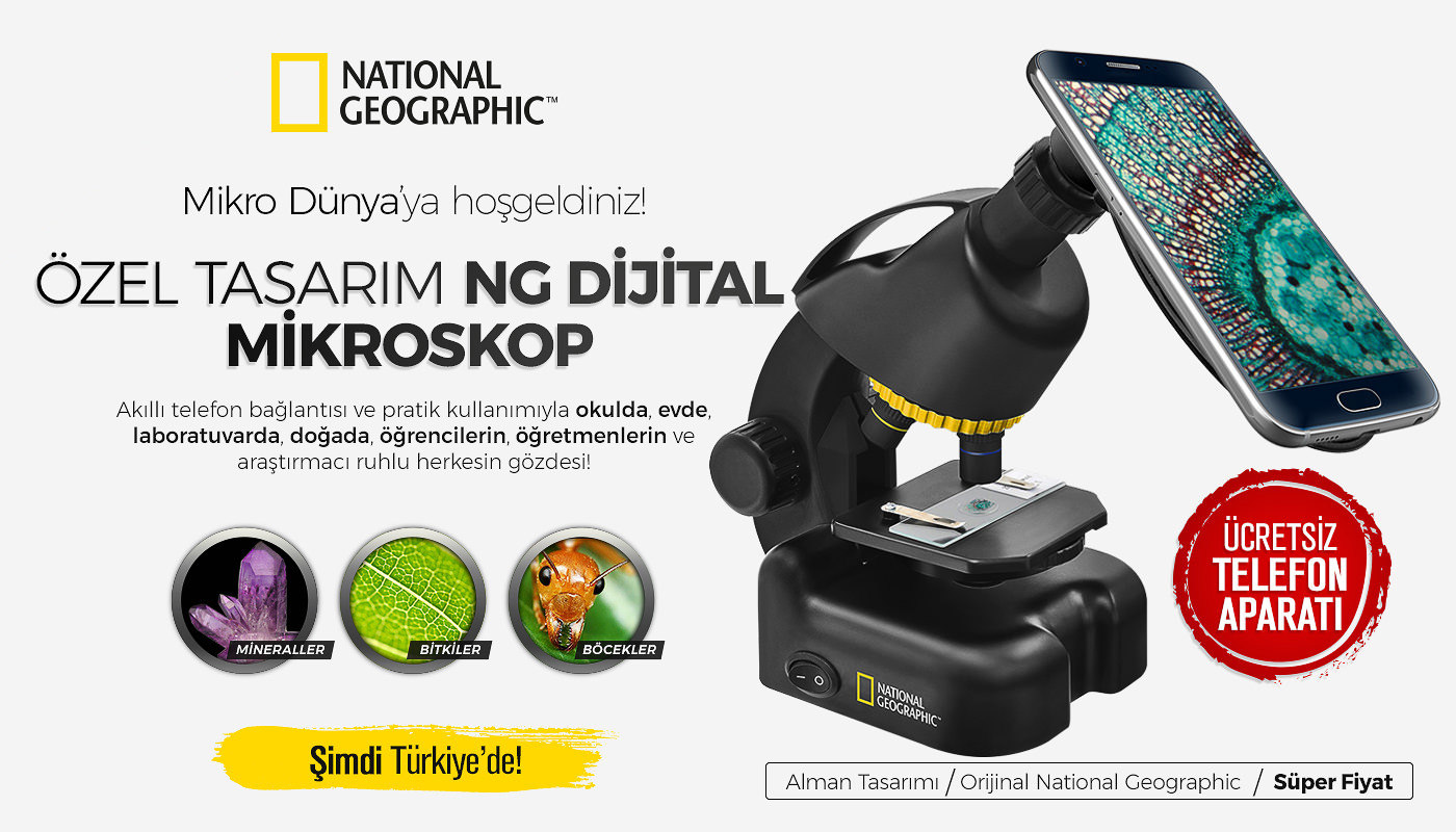 National geographic zoom mikroskop fiyatı