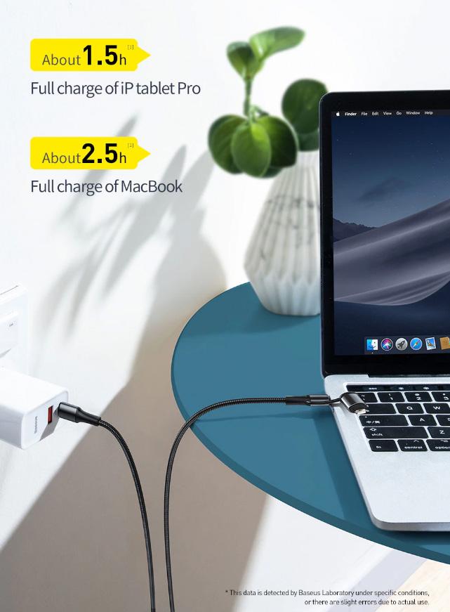 Baseus CATLYW-01 2in1 USB Type C + Lightning USB Kablo Fiyatı
