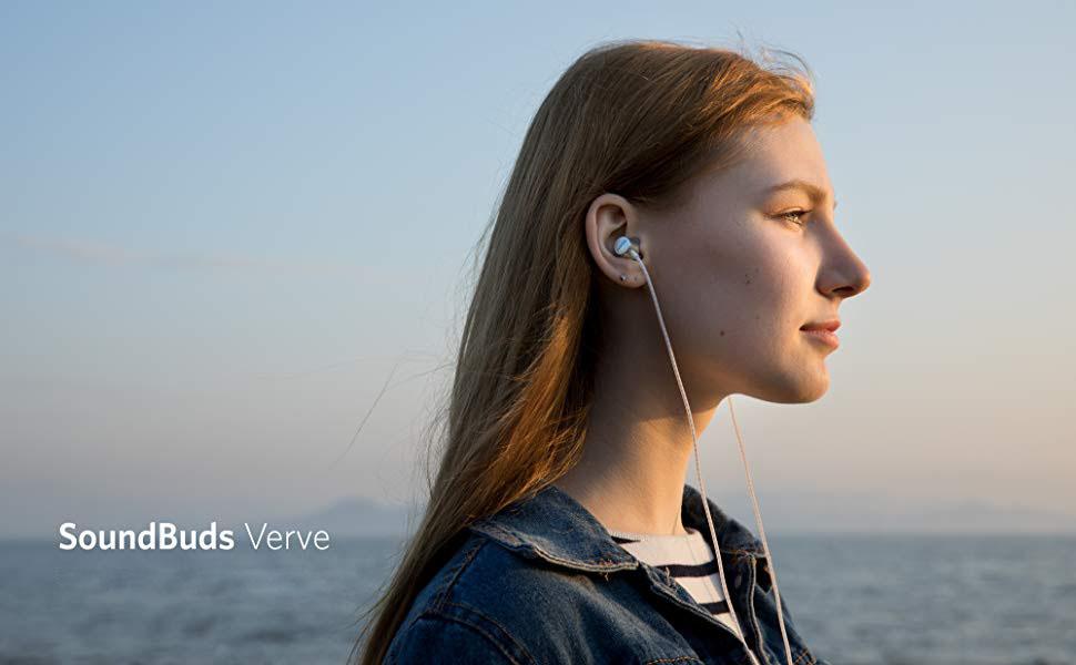 SoundBuds Verve, Anker