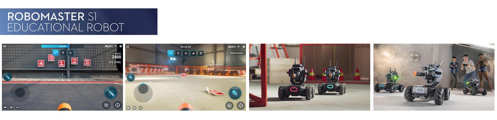 Robomaster S1 Robotics Combat