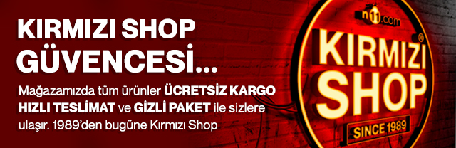 Kırmızı Shop