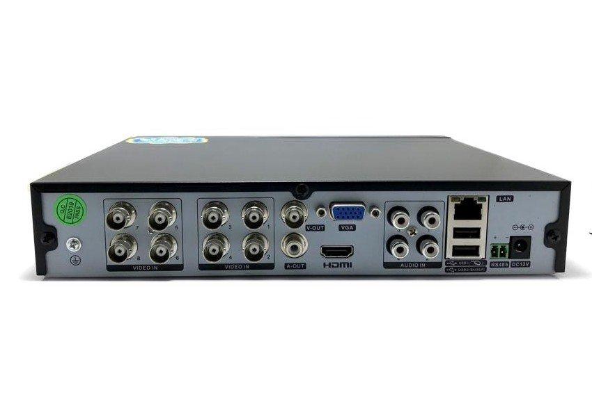 Avenir AV-TC08M 8Kanal H265 AHD DVR Kayıt Cihazı