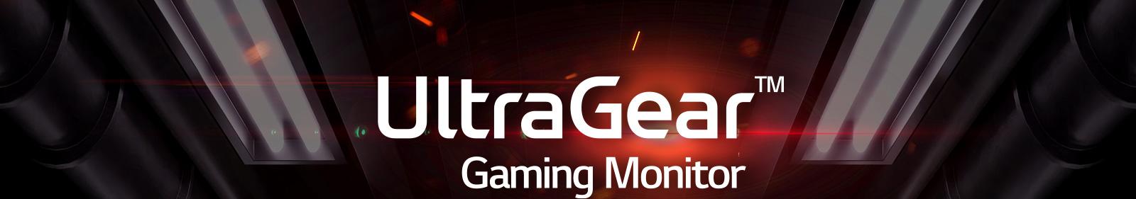 UltraGear™ Oyun Monitörü