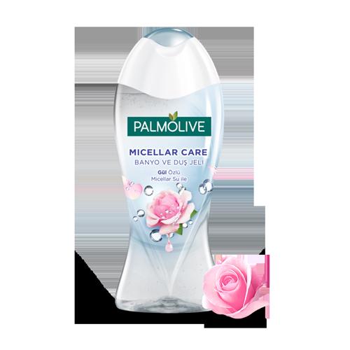 Palmolive Micellar Care Gül Özlü Banyo ve Duş Jeli