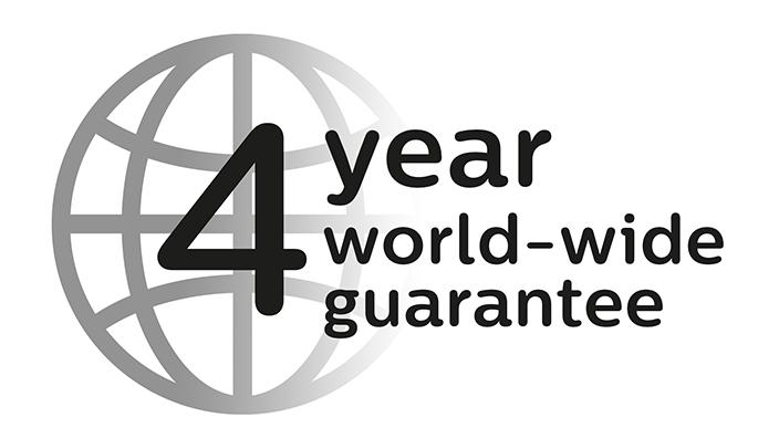4 yıl garanti