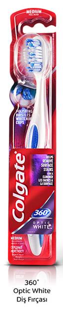 360 Optic White Diş Fırçası