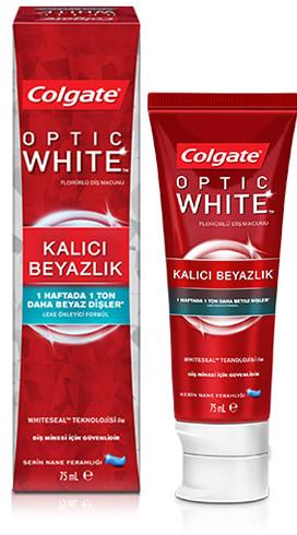 Colgate Optic White Kalıcı Beyazlık Diş Macunu