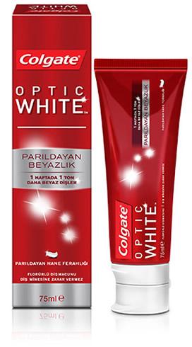 Colgate Optic White Parıldayan Beyazlık