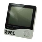 Avec AV-HTC-2 İç-Dış Dijital Isı ve Nem Ölçer Termometre Saat