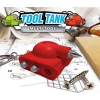 BuldumBuldum Tool Tank - Çok İşlevli Tank Anahtarlık - Yeşil