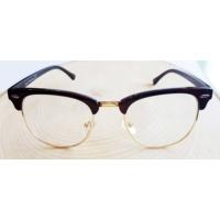 Köstebek Siyah Saplı Gold Çerçeveli Gözlük Kgz0673