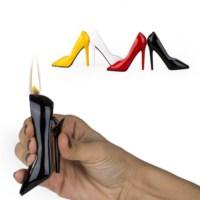 BuldumBuldum Topuklu Ayakkabı Çakmak - Beyaz