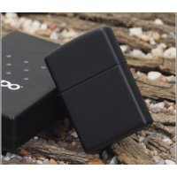Zippo Çakmak Black Matte - Mat Siyah 218-004028