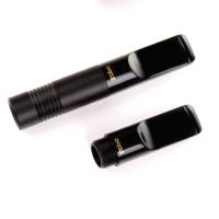 Zobo Siyah Çelik,Plastik Normal Sigara Ağızlığı, Ağızlık de32