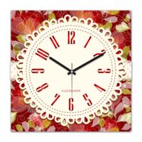 Clockmaker 30x30 Mdf Duvar Saati CMM224