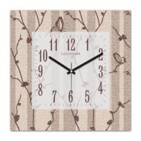 Clockmaker 30x30 Mdf Duvar Saati CMM250