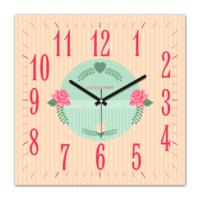 Clockmaker 30x30 Mdf Duvar Saati CMM269