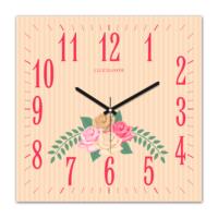 Clockmaker 30x30 Mdf Duvar Saati CMM270