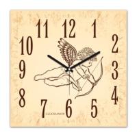 Clockmaker 30x30 Mdf Duvar Saati CMM278
