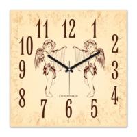 Clockmaker 30x30 Mdf Duvar Saati CMM279