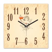 Clockmaker 30x30 Mdf Duvar Saati CMM280