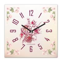 Clockmaker 30x30 Mdf Duvar Saati CMM281