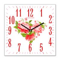 Clockmaker 30x30 Mdf Duvar Saati CMM284