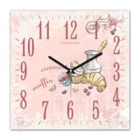 Clockmaker 30x30 Mdf Duvar Saati CMM285