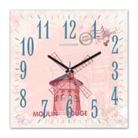 Clockmaker 30x30 Mdf Duvar Saati CMM287