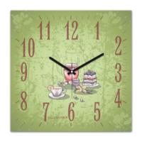 Clockmaker 30x30 Mdf Duvar Saati CMM288