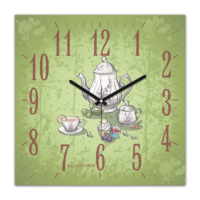 Clockmaker 30x30 Mdf Duvar Saati CMM289