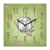 Clockmaker 30x30 Mdf Duvar Saati CMM290