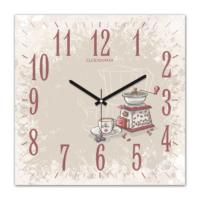 Clockmaker 30x30 Mdf Duvar Saati CMM297