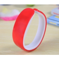 Original Boutique Kol Saati Yeni Trend Plastik (Kırmızı)