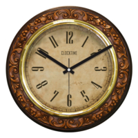 Clocktime By Cadran 30x30 Cm MDF Duvar Saati CTM20