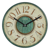 Clocktime By Cadran 30x30 Cm MDF Duvar Saati CTM58