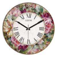 Clocktime By Cadran 30x30 Cm MDF Duvar Saati CTM95