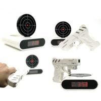 Kayıkcı Tabanca Saat Gun Shooting Alarm Clock