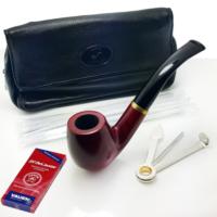 Falconetti Pipo Başlangıç Seti - Sandalwood Ahşap Pipo Ps95