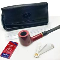 Falconetti Pipo Başlangıç Seti - Sandalwood Ahşap Pipo Ps96